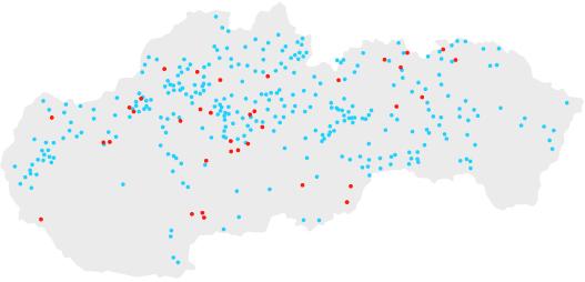 Pozrite sa- Slovensko jedoslova posiate vodami